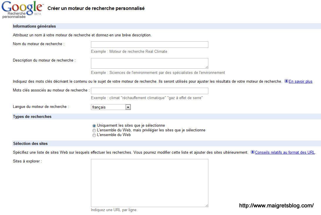 Integrer Google Sur Votre Blog Wordpress