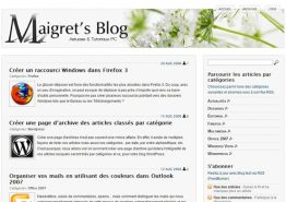 Thème WordPress gratuit : Purity