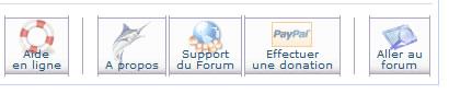 Capture d'écran - Accès au forum