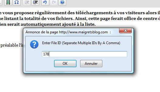 Creer Une Page De Telechargements Pour Votre Blog Wordpress