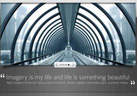 DeepFocus, le mix parfait entre blog et galerie photo par Elegant Themes