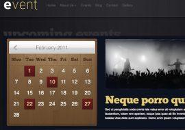 Event, un thème premium WordPress pour vos évènements
