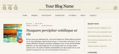 WordPress Anniversary Theme, un thème gratuit pour fêter les 8 ans de WordPress
