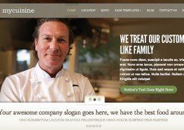 MyCuisine, le thème WordPress pour les fins gourmets par Elegant Theme