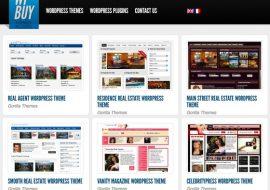 WP Buy, l'annuaire francophone des thèmes et plugins WordPress