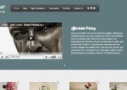 Feather, le nouveau thème WordPress premium de chez Elegant Themes