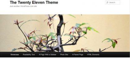 8 hacks pour le thème Twenty Eleven de WordPress