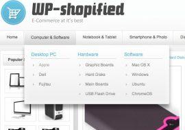 WP-Shopified, une solution e-commerce pour WordPress