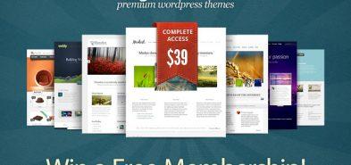 Gagnants annoncés : 3 abonnements Elegant Themes à GAGNER sur WordPress Channel !