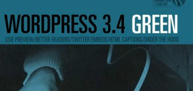 WordPress 3.4 « Green » disponible au téléchargement en français
