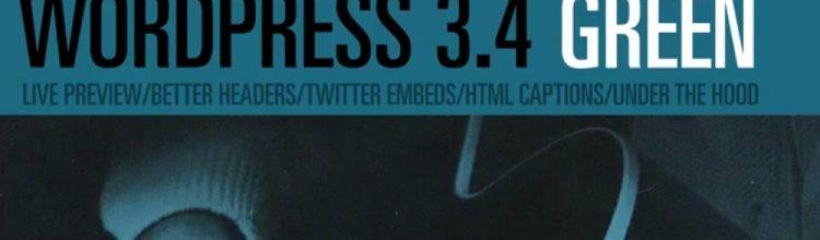Capture vidéo - WordPress 3.4