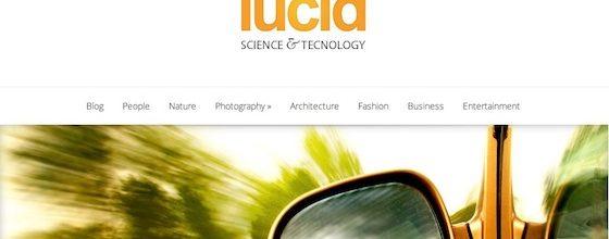 Capture d'écran - Aperçu de Lucid, un thème premium chez Elegant Themes