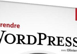 Apprendre WordPress 3.4 en DVD, l'auto-formation pour débutants chez Elephorm