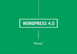 WordPress 4.0 «Benny» à télécharger