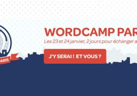 En route pour le WordCamp Paris 2015