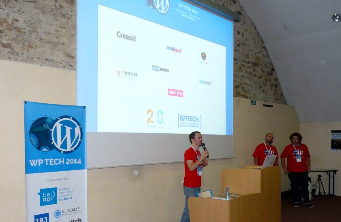 WP Tech 2014, retour sur l'événément des utilisateurs avancés de WordPress
