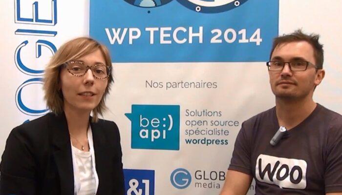 Quand les orateurs du WP Tech Nantes 2014 se livrent en vidéos