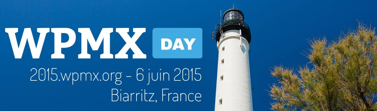 Bannière WPMX Day 2015