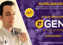2 places offertes pour #GEN4, l'évènement digital du Grand-Est