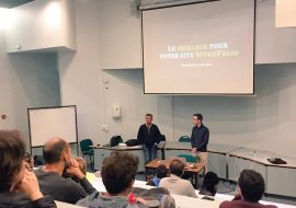 Le meilleur pour votre site WordPress en 12 bonnes pratiques, conférence CCI de Bayonne
