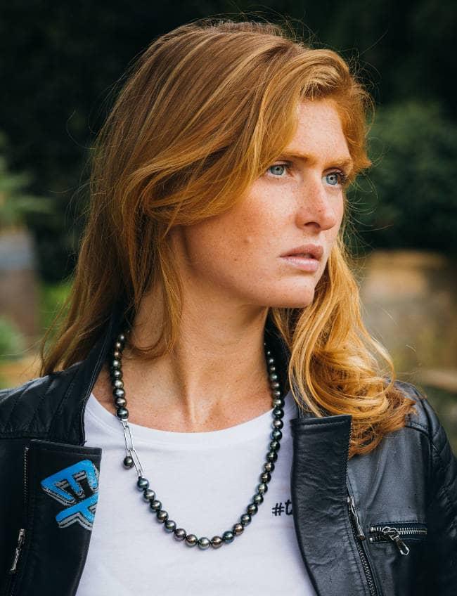 Portrait d'Eleonor Picciotto