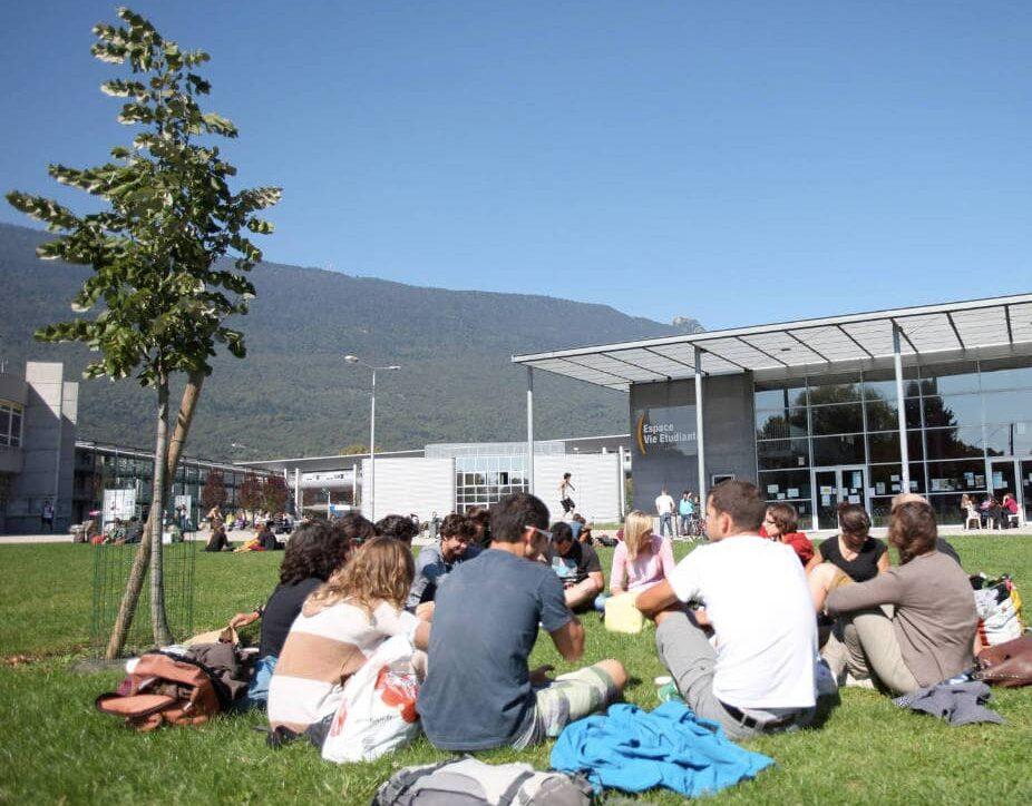 Campus Université Savoie Mont Blanc
